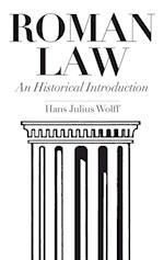 Roman Law af Hans J. Wolff, H. Wolff