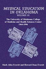 Medical Education in Oklahoma (Medical Education in Oklahoma, nr. 3)