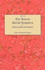 Key to the Ancient Parish Registers of England and Wales