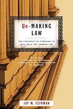 Un-Making Law