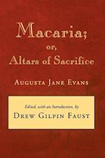Macaria (Library of Southern Civilization)