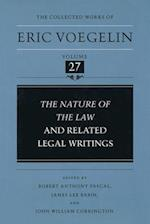 Nature of the Law and Related Legal Writings (Cw27) (Nature of the Law Related Legal Writings, nr. 27)