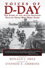 Voices of D-Day (Eisenhower Center Studies on War Peace)