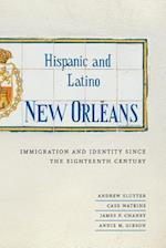 Hispanic and Latino New Orleans
