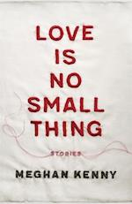Love Is No Small Thing (Yellow Shoe Fiction)