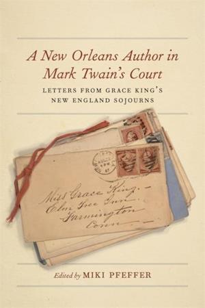 New Orleans Author in Mark Twain's Court