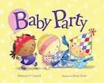 Baby Party af Rebecca O'Connell
