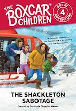 The Shackleton Sabotage (Boxcar Children Great Adventure)
