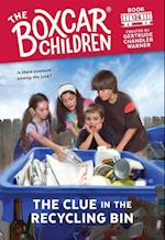 The Clue in the Recycling Bin (Boxcar Children Mysteries)