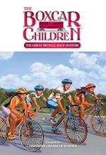 The Great Bicycle Race Mystery (Boxcar Children Mysteries)