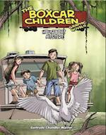 Houseboat Mystery (Boxcar Children Graphic Novels)