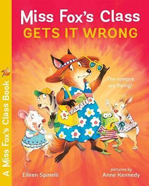 MISS FOXS CLASS GETS IT WRONG
