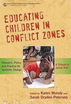 Bog, paperback Educating Children in Conflict Zones