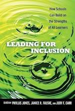 Leading for Inclusion