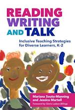 Reading, Writing, and Talk (Language and Literacy)