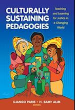 Culturally Sustaining Pedagogies (Language and Literacy Series)