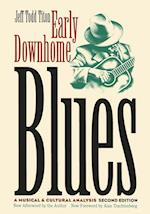 Early Downhome Blues af Jeff Todd Titon