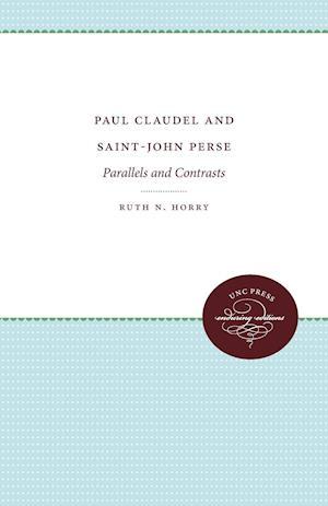 Paul Claudel and Saint-John Perse