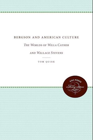 Bergson and American Culture