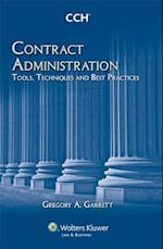 Contract Administration af CCH Incorporated