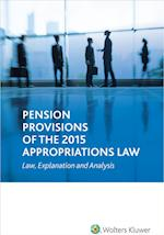 Pension Provisions of the 2015 Appropriations Law
