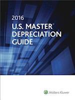 U.S. Master Depreciation Guide 2016 af Wolters Kluwer