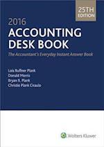Accounting Desk Book 2016 (ACCOUNTING DESK BOOK)