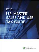U.S. Master Sales & Use Tax Guide 2016 (U S Master Sales and Use Tax Guide)