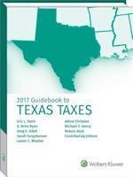 Texas Taxes, Guidebook to (2017)