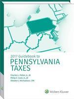 Pennsylvania Taxes, Guidebook to (2017)