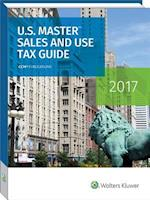 U.S. Master Sales and Use Tax Guide 2017 (U S Master Sales and Use Tax Guide)