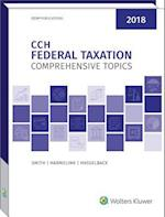 CCH Federal Taxation Comprehensive Topics 2018