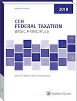CCH Federal Taxation Basic Principles 2018