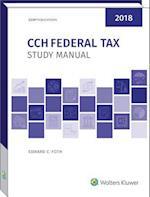Federal Tax Study Manual (2018)