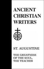 Greatness of the Soul (ANCIENT CHRISTIAN WRITERS, nr. 9)
