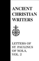 Letters (ANCIENT CHRISTIAN WRITERS, nr. 2)