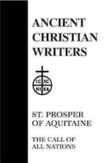 Prosper, St. of Aquitaine (ANCIENT CHRISTIAN WRITERS, nr. 14)