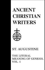 Literal Meaning of Genesis (ANCIENT CHRISTIAN WRITERS)