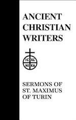 Sermons (ANCIENT CHRISTIAN WRITERS, nr. 50)
