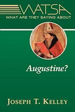 What Are They Saying About Augustine? (What Are They Saying About)