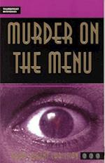 THUMBPRINT MYST:MURDER OF THE MENU (Thumbprint Mysteries)