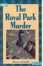 THUMBPRINT MYSTERY ROYAL PARK MURDER (Thumbprint Mysteries)
