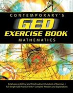 GED Exercise Book: Mathematics (Other)