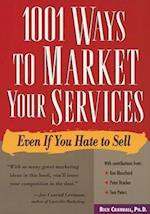 1001 Ways to Market Your Services