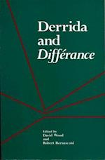 Derrida and Difference (Studies in Phenomenology and Existential Philosophy)