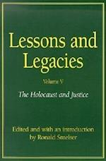 The Holocaust and Justice (Lessons and Legacies Paperback, nr. 5)
