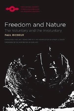 Bog, paperback Freedom And Nature af Paul Ricoeur