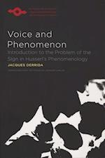 Voice and Phenomenon (Northwestern University Studies in Phenomenology and Existential philosophy)