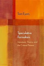 Speculative Formalism (Diaeresis)