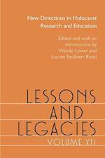 Lessons and Legacies (nr. 12)